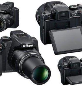 Цифровой фотоаппарат Nikon Coolpix P500(черный)