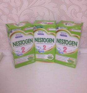 Смесь молочная Nestogen2