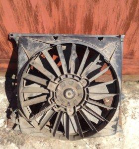 Вентилятор Охлаждения BMW