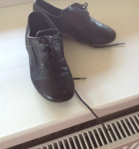 Ботинки для бальных танцев
