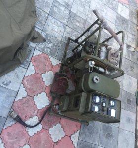 Бензиновый генератор УД-25