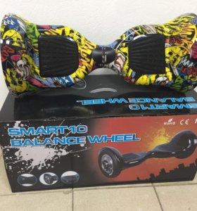"Гироскутер Smart Balace Wheel 10"""