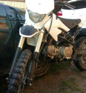 Мотоцикл Кайо 140