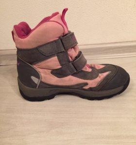 Зимние ботиночки reima
