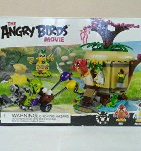 Набор лего lego 75823 angry birds movie