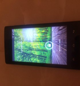 Смартфон Fly 2sim, android 4.2