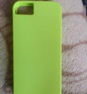 Чехол для iPhone 5/5s новый