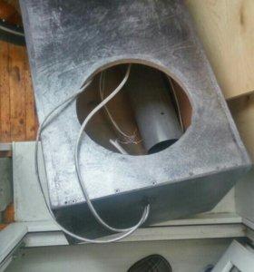 Короб для сабвуфера 10 дюймов