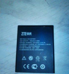 Аккумулятор для zte GF3