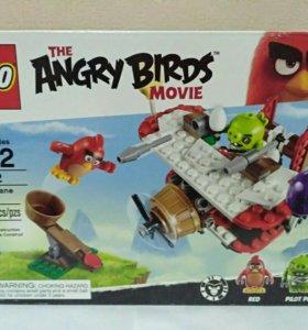 Набор лего lego 75822 angry birds movie