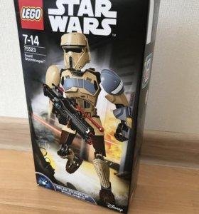Лего Star Wars 75523
