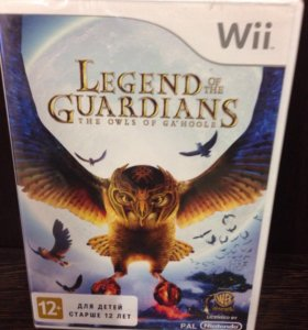 Legend of the Guardilans Wii