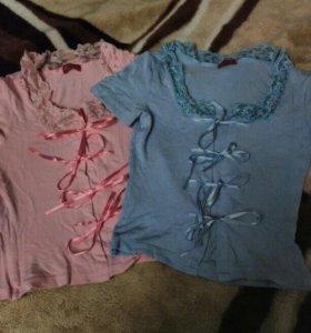Две футболки за одну цену
