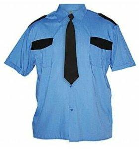 Рубашка - 'ОХРАНА'