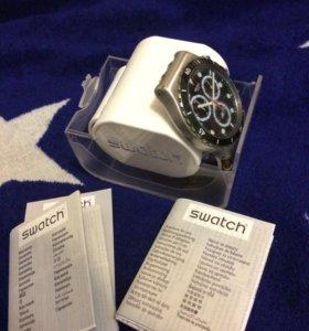 Швейцарские кварцевые часы swatch