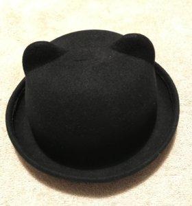 Шляпа с ушами