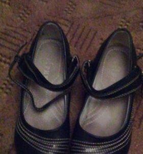 Туфли и балетки.размер 35.