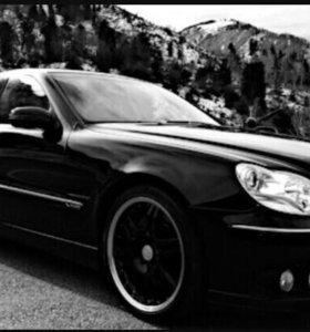 Запчасти на Mercedes-W220