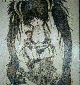Картина анимэ