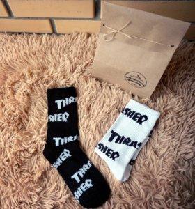 Скейтерские носки Thrasher