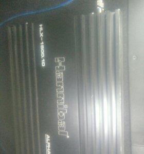 Усилитель альфард HLX-1500. 1d