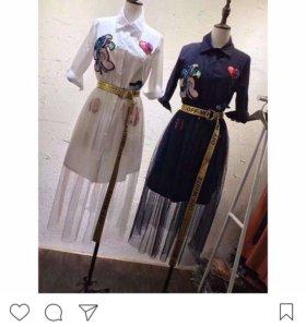 Платье-туника D&G