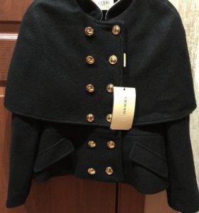 Пальто пончо Burberry