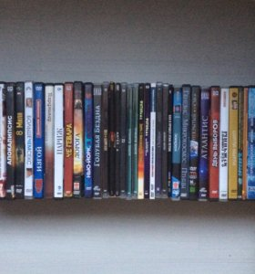 40 дисков для DVD