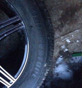 Колеса, литые диски