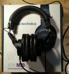 Наушники мониторные audio-technica m20x