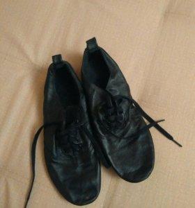Джазовки! обувь для танцев, размер 40-41
