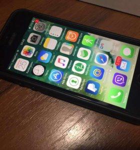 iPhone 5s 16Gb+чехол аккумулятор