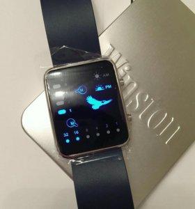 Продаю бинарные светодиодные часы Winston.