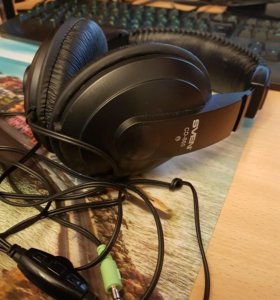 Наушники sven cd-860