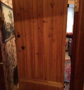Продаю входную дверь(железо)
