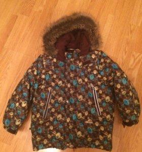 Зимняя куртка для мальчика kerry