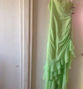 Новое нарядное вечернее платье, США