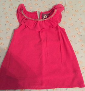Нарядная блуза 116см
