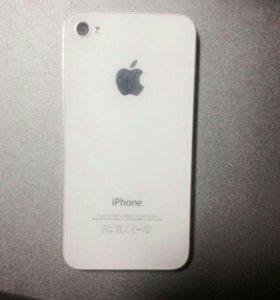 iPhone 4 8Gb+противоударный чехол с магнитом