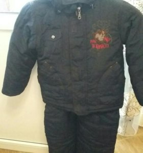Зимний костюм KIKO на 5-7 лет