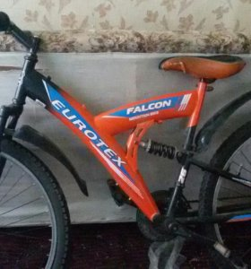 Продаю велосипед eurotex falcon