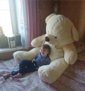 Большие плюшевые медведи