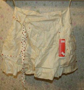 44 размер юбка новая