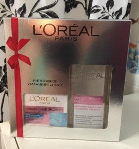 Подарочный набор L'Oréal интенсивное увлажнение