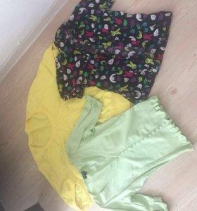 Кофта,юбка,туника,платье