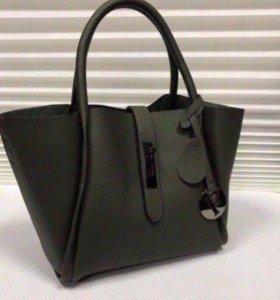 Сумка Furla двойная , сумка в сумке