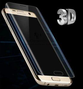 Стекло Samsung galaxy s6 edge