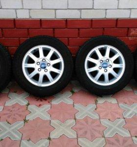 Диски R15 Форд Фокус 2