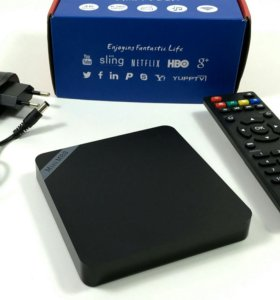 Smart TV Box Mini M8S II 1 GB 8 Gb