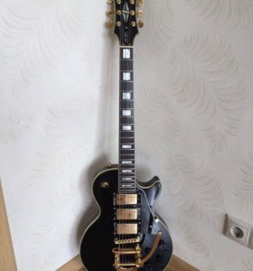 Epiphone Les Paul Black Beauty 3 +Bigsby